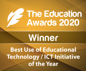 Online computing course wins award at Education Awards 2020