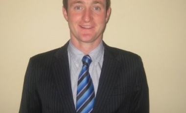 Land Sciences lecturing team: Dr Bill Keogh, Lecturer in Agricultural Science