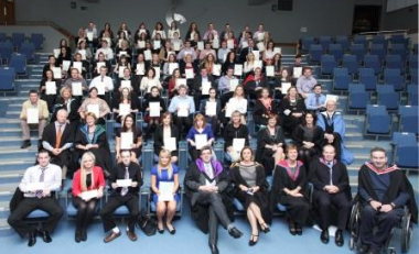 School of Business – Top Students 2012-2013