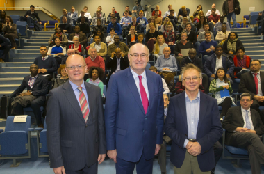 Top Leaders' Forum features Phil Hogan