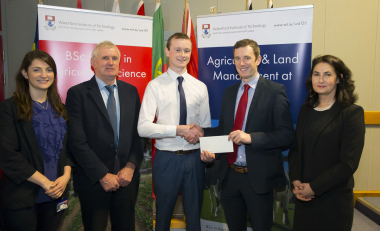 New bursaries for ag and ag science students at WIT
