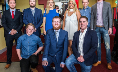 As Gaeilge: Premiere of Next Wave of  TV Producers, Directors & Editors
