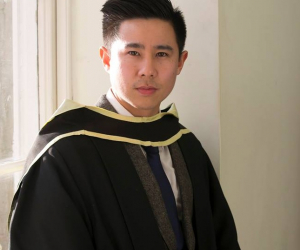 Thailand native and Government of Ireland scholarship recipient praises WIT