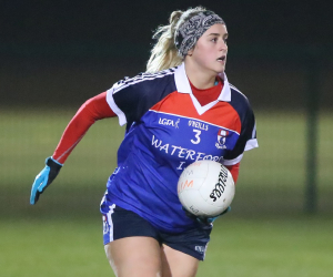 WIT Ladies Footballers face Giles semi-final on O'Connor Cup weekend