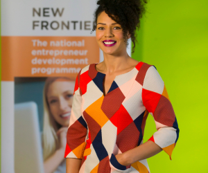 New Frontiers provides an environment where you are surrounded by entrepreneurs