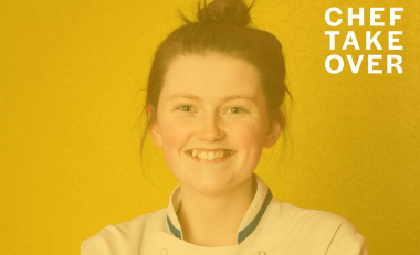 Chef Takeover meet the chefs: Michaela Quigley