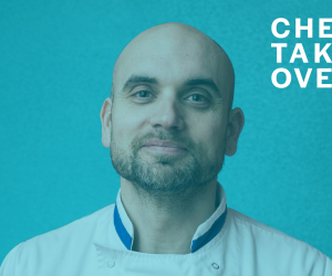 Chef Takeover meet the chefs: James Dunne