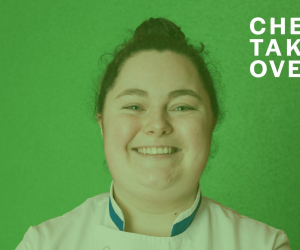 Chef Takeover meet the chefs: Sinead O'Sullivan