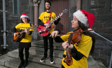 From Vivaldi to West Side Story, jigs to tango WIT musicians perform for Focus Ireland
