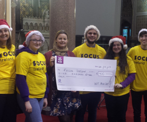 WIT music concert successfully raises €900 for Focus Ireland