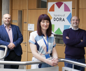 DORA signing will see WIT researchers exploring dissemination avenues