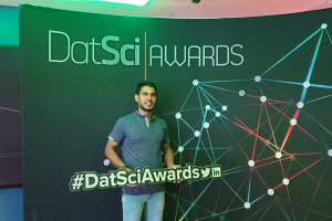 TSSG PhD student Dixon is DataSci Awards finalist