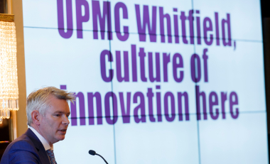 UPMC Whitfield and WIT partner to enhance healthcare innovation, education