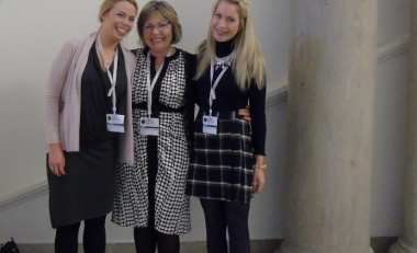 Health Sciences lecturers deliver at Health Promoting Hospitals conference