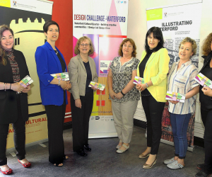 Waterford Cultural Quarter Design Challenge website and open call launch