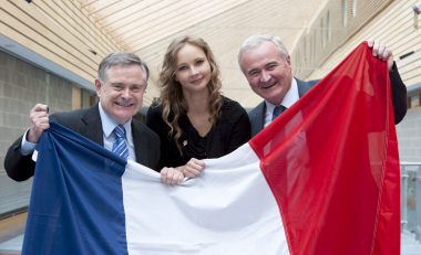 New Double Degree launched with French college