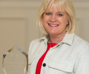 Network Waterford Business Woman of the year in STEM award for Calmast's Dr Sheila Donegan