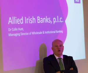 AIBs Managing Director of Wholesale and Institutional Banking - Business Postgraduate Series