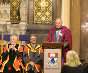 Waterford Camino Tours founder Dr Phil Brennan discusses his PhD path