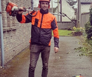 Horticulture fitted with Eoin's interests and career ambitions