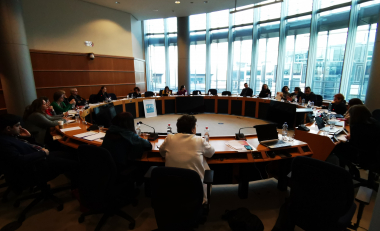 WIT lecturer chairs European Parliament session on institutional child abuse