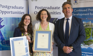 Celebration of staff Excellence at Waterford Institute of Technology