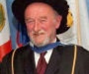 Frank O'Conor Conferred with Honorary Fellowship