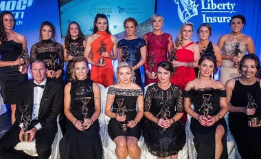 WIT students featured prominently in the 2016 Camogie All-Stars
