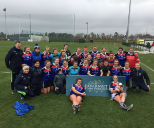 Momentous O'Connor Cup Weekend for WIT Ladies Footballers