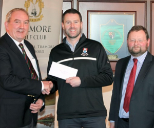 WIT and Tramore Golf Club create exciting new partnership