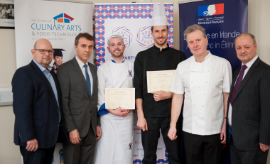 BA (Hons) Culinary Arts student is winner of Dairy Chef Competition 2018