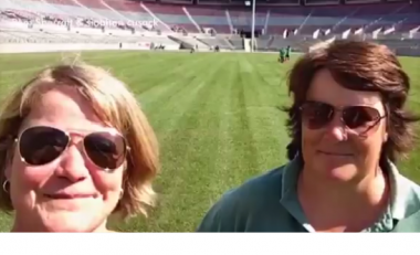 "Video: The ""Real"" side of a career turfgrass"