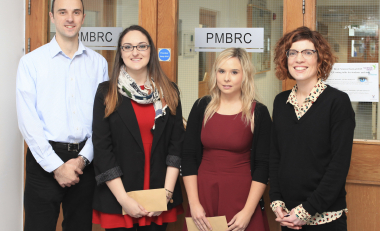 Student research encouraged with new awards
