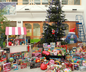 WIT staff participate in St Vincent de Paul Toy Appeal