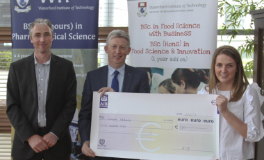Department of Science Industry Sponsored Awards at WIT
