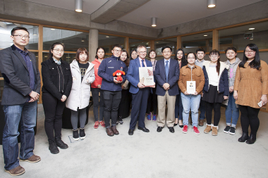 Chinese Ambassador to Ireland H.E. Dr Yue pays official visit to WIT
