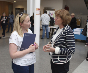 Information evening for potential part-time & postgraduate students