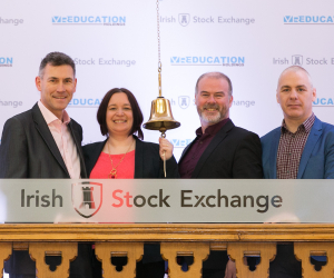Former New Frontiers participant lists on Irish Stock Exchange