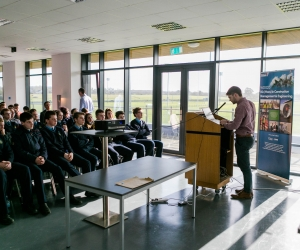 Event highlights exciting career opportunities in construction