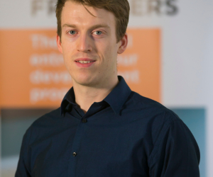 Kilkenny based Jens Kopke tells us why New Frontiers was so important to developing his business