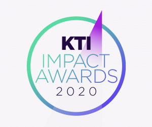 WIT research is shortlisted at the prestigious KTI Impact Awards for 2020