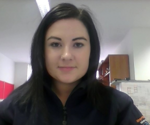 Quantity surveying graduate Kelly talks about her new career