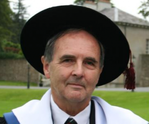 Ken Bond Conferred with Honorary Fellowship