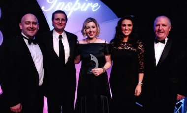 Nursing Home Registered Nurse of the Year Award for WIT graduate