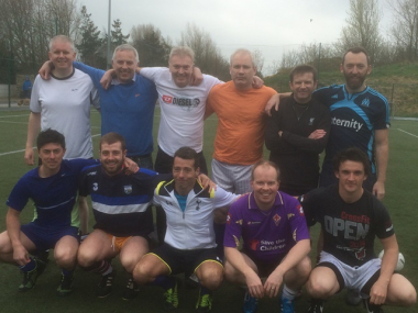 €545 raised by Annual School of Business charity tournament