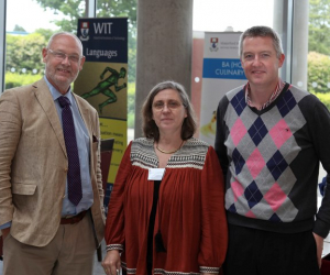 The future of dictionaries in safe hands as international lexicographers descend on Waterford