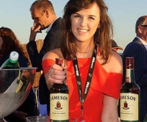 WIT Graduate Lisa is an International Brand Ambassador for Jameson Whiskey