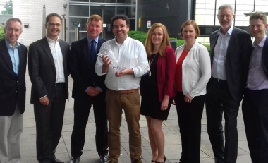 WIT wins prestigious All-Ireland MBA Association Strategy Forum award