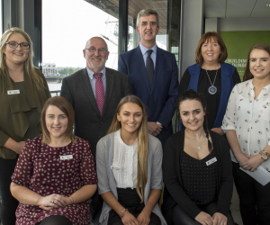 WIT students create marketing plan to develop New Ross