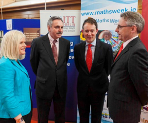 Minister praises WIT for promoting Maths